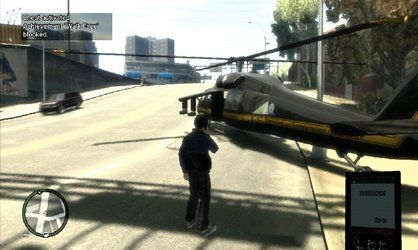 cheat codes for gta 4 helicopter