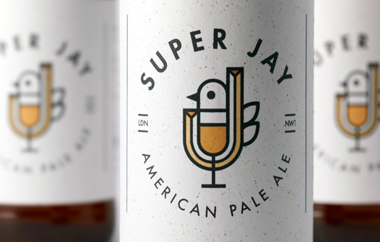 Super Jay packaging