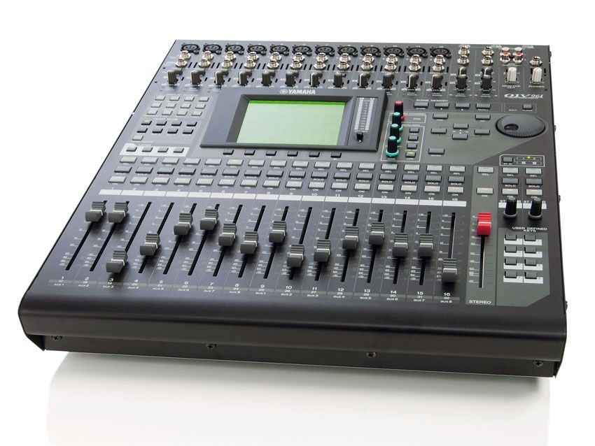 yamaha 01v96i digital mixer review musicradar. Black Bedroom Furniture Sets. Home Design Ideas
