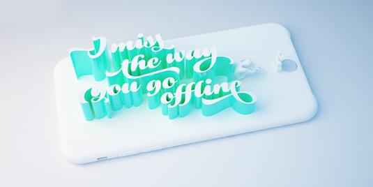 Bowling Script font
