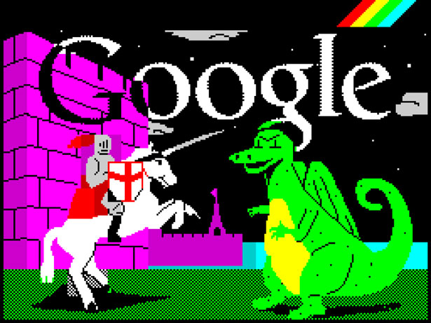 5 of the best Google doodles - St George