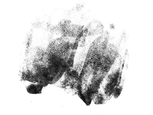 10 free 'soaked stains' Photoshop brushes