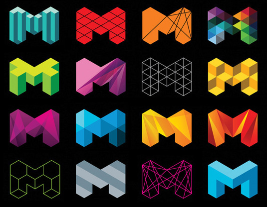 Geometric designs: City of Melbourne