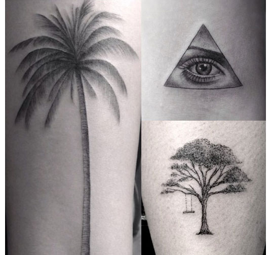dr woo tattoos