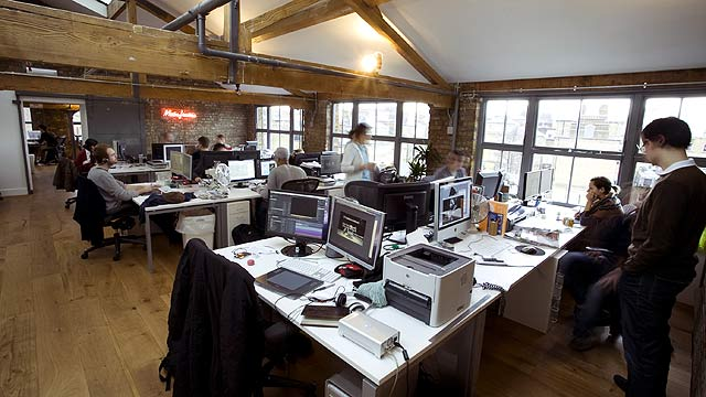 Design studio: Mainframe