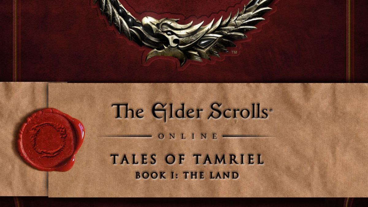 the elder scrolls online tales of tamriel pdf