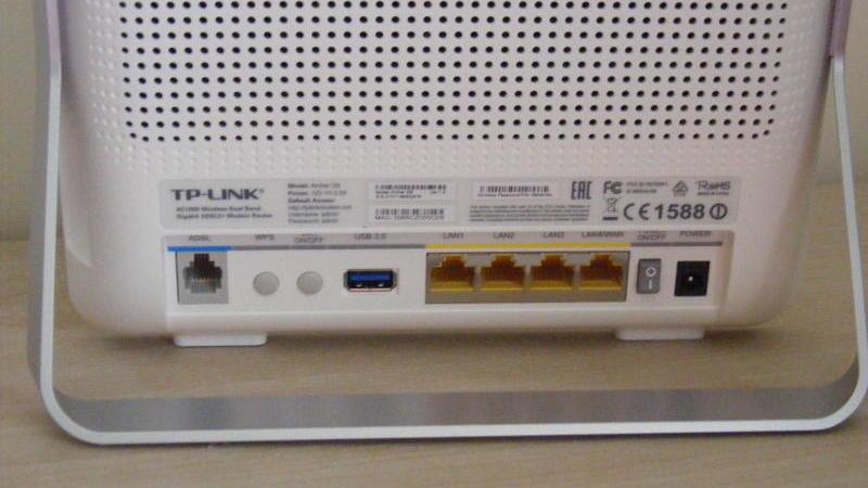 TP-Link Archer D9