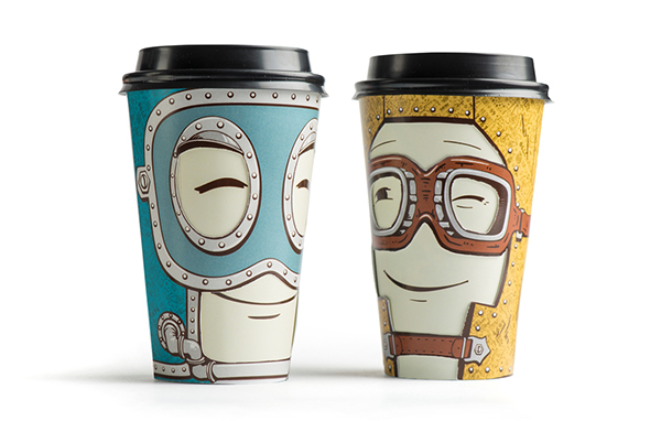 coffee cup emotions