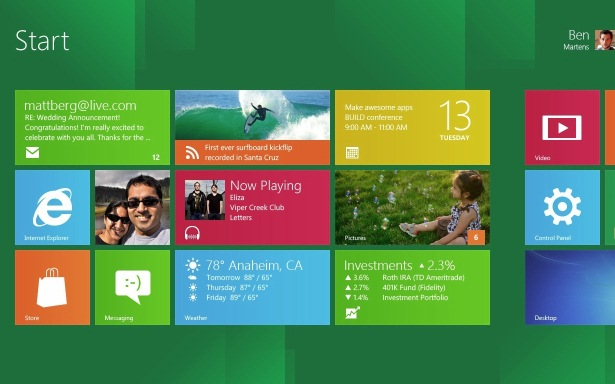 Metro style that was first introduced on Windows Phone 7 is now appearing across Microsoft Operating Systems including the soon to launch Windows 8