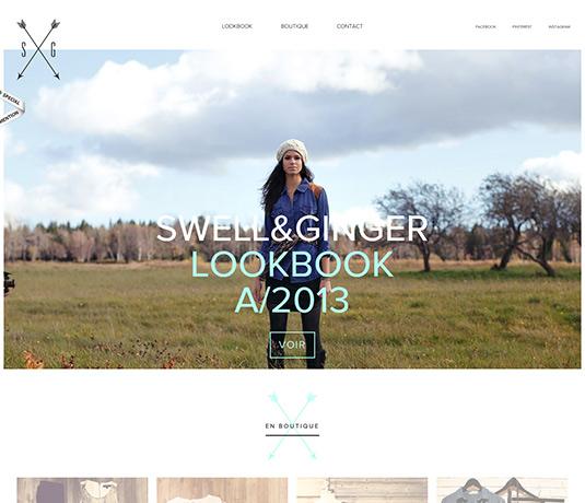 Web design trends 2013: infinite scrolling
