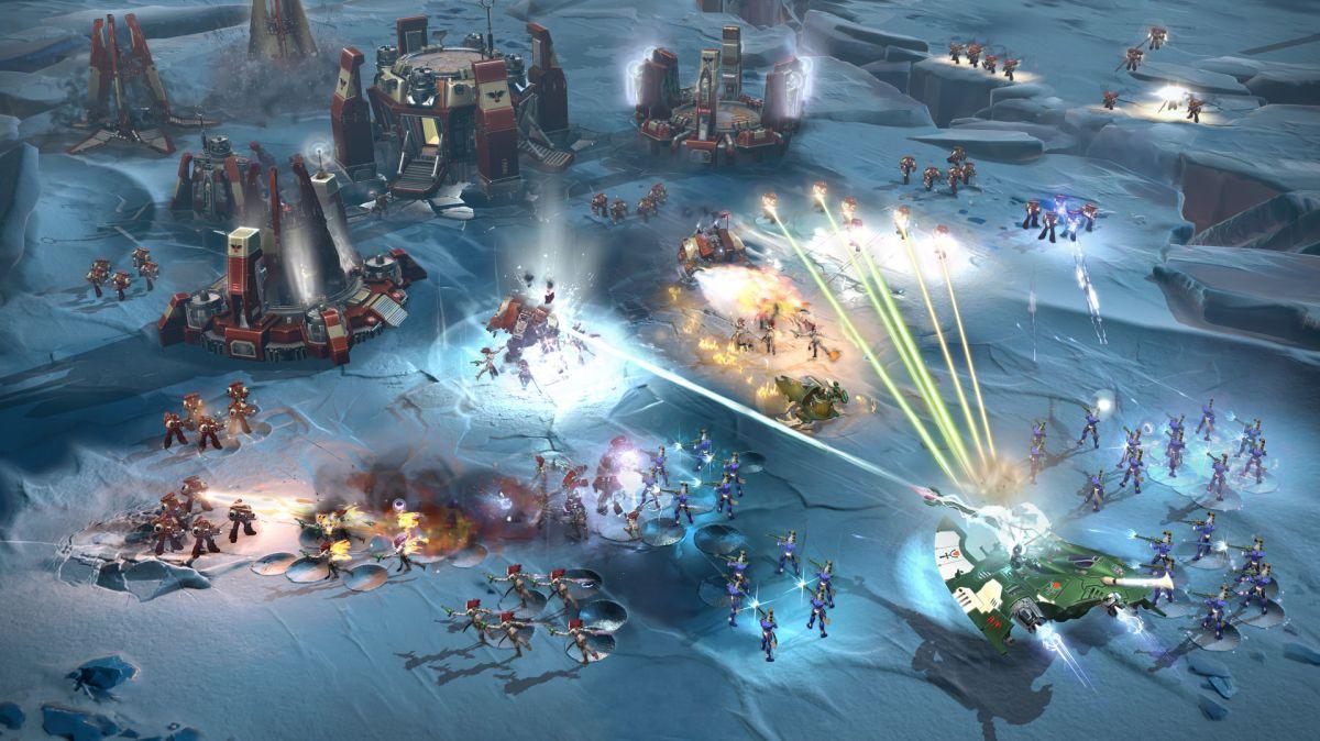 Dawn of War 3 dev diary talks tactics ahead of this weekend's open beta