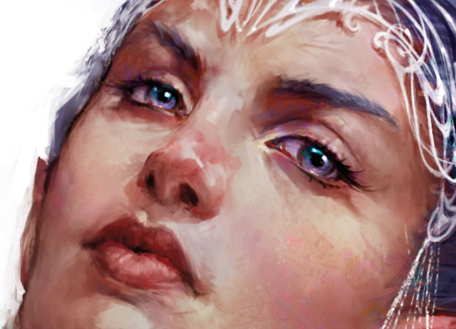 How to create a believable character - Eyes that come alive