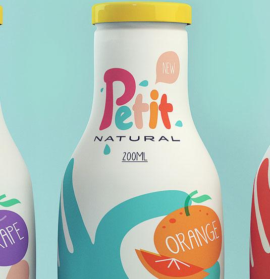 juice branding