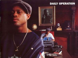 Gang Starr s classic Daily Operation was released in 1992