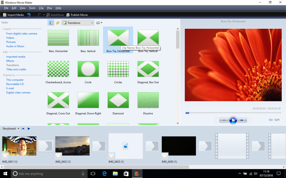 How To Use Windows Movie Maker Techradar