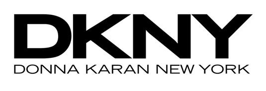 Old DKNY logo