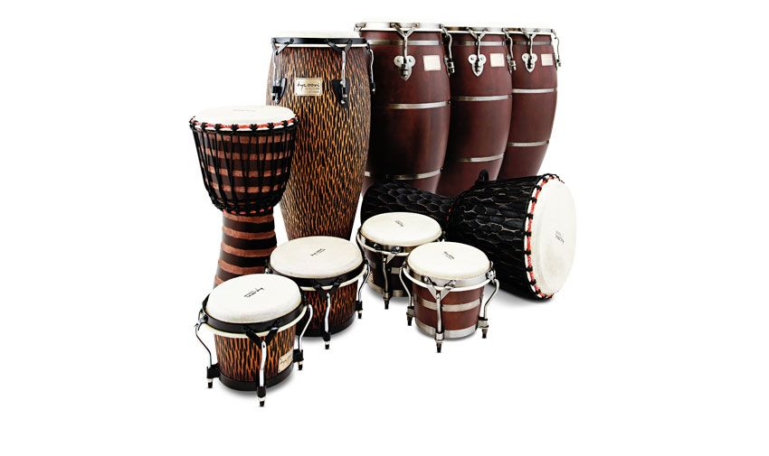 tycoon percussion congas bongos and djembes review musicradar. Black Bedroom Furniture Sets. Home Design Ideas