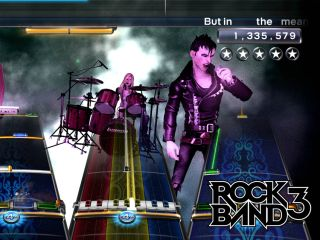 Will Rock Band 3 make you sound better than you actually are