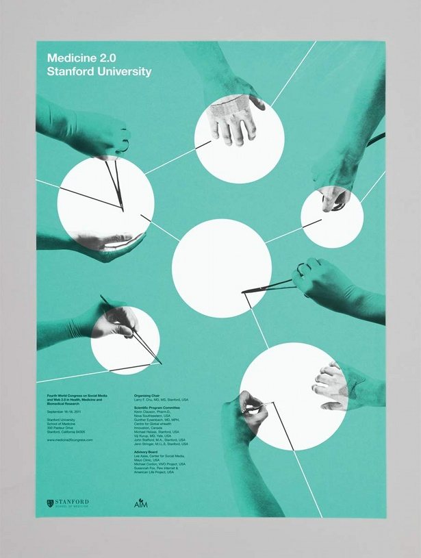 Stanford poster by Network Osaka
