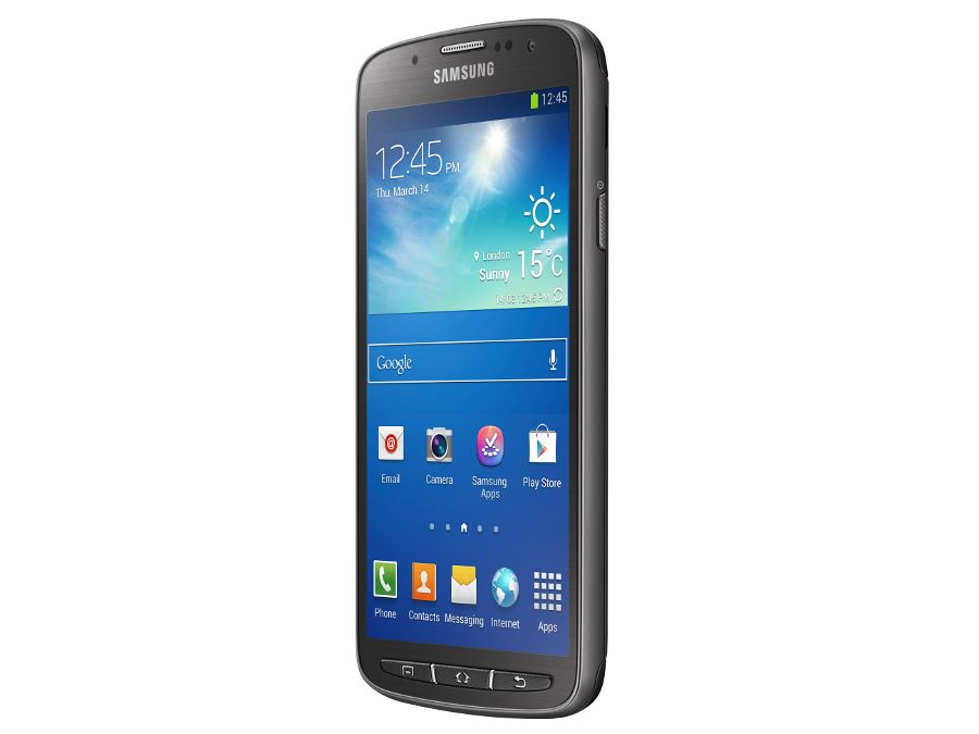 Samsung Galaxy S4 Active review