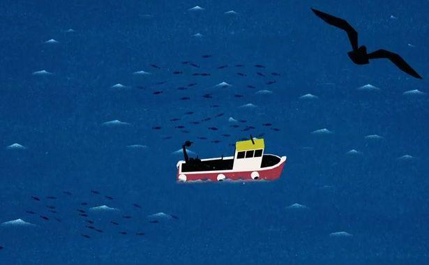 Plenty more fish in the sea creative bloq for More fish in the sea