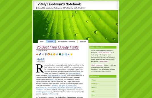 Download fonts: Font List