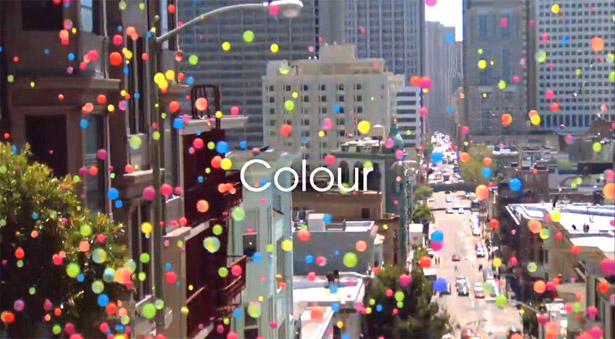 Social SEO: Sony's bouncing balls
