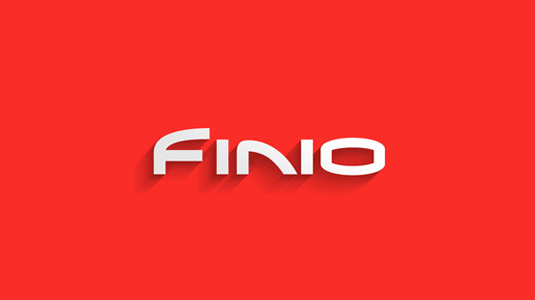 Logotype: Finio
