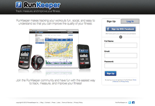 RunKeeper makes use of a phone's altitude and speed to track its user's fitness. Other apps, take note