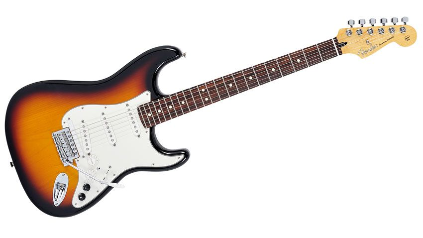 Roland g 5 vg fender stratocaster review musicradar for Chitarre magazine