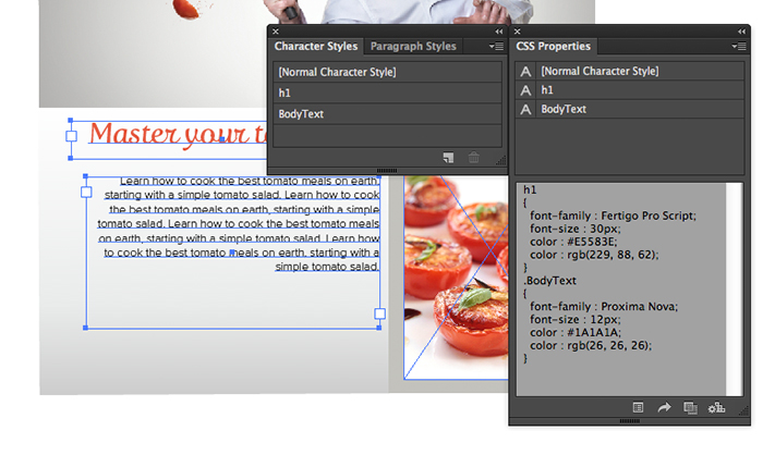 How to extract CSS from Illustrator CC | Creative Bloq