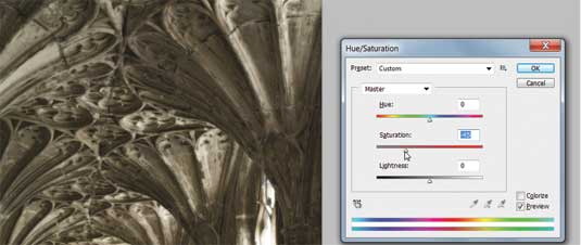 Photoshop tips: Diffuse effects