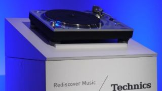 technics sl 1200g hands on review techradar. Black Bedroom Furniture Sets. Home Design Ideas