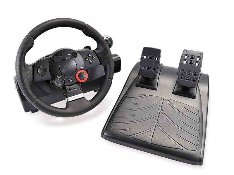 Logitech Driving Force GT Racing Wheel Review | TechPorn