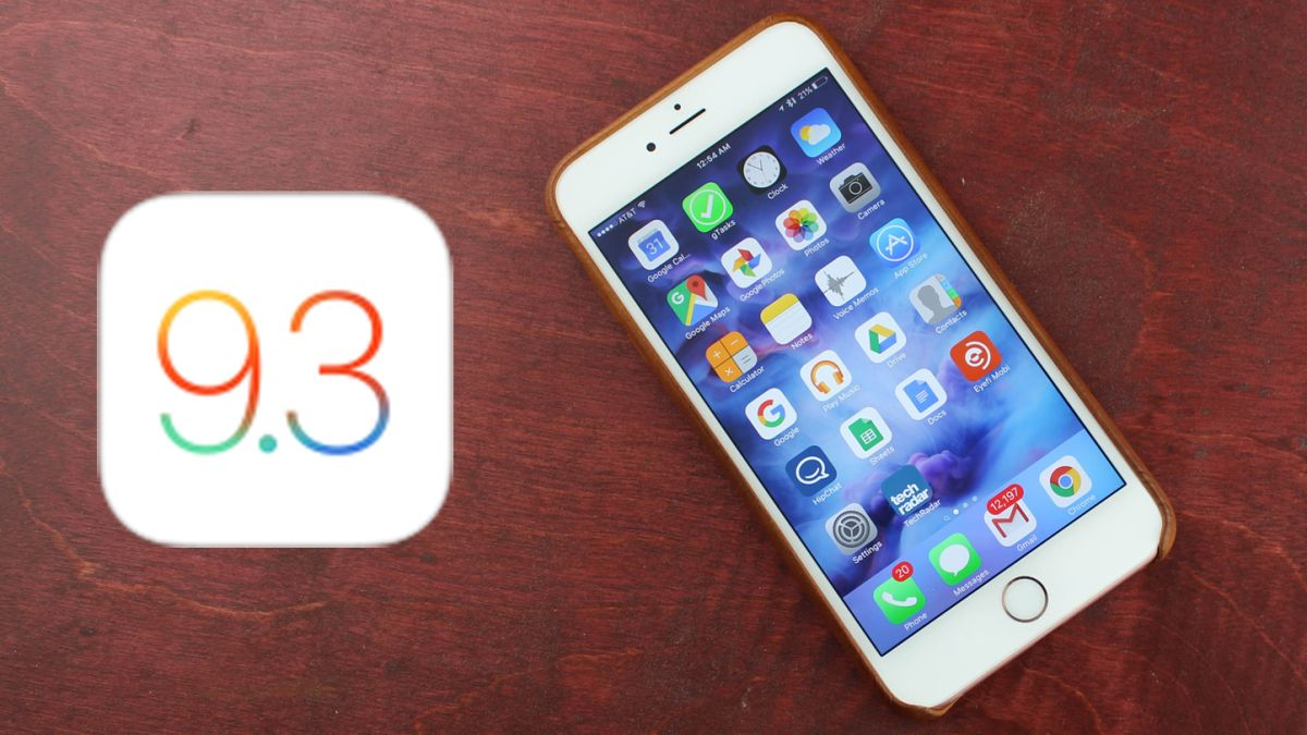 iOS 9.3: What features are in the new iPhone and iPad update? | TechRadar