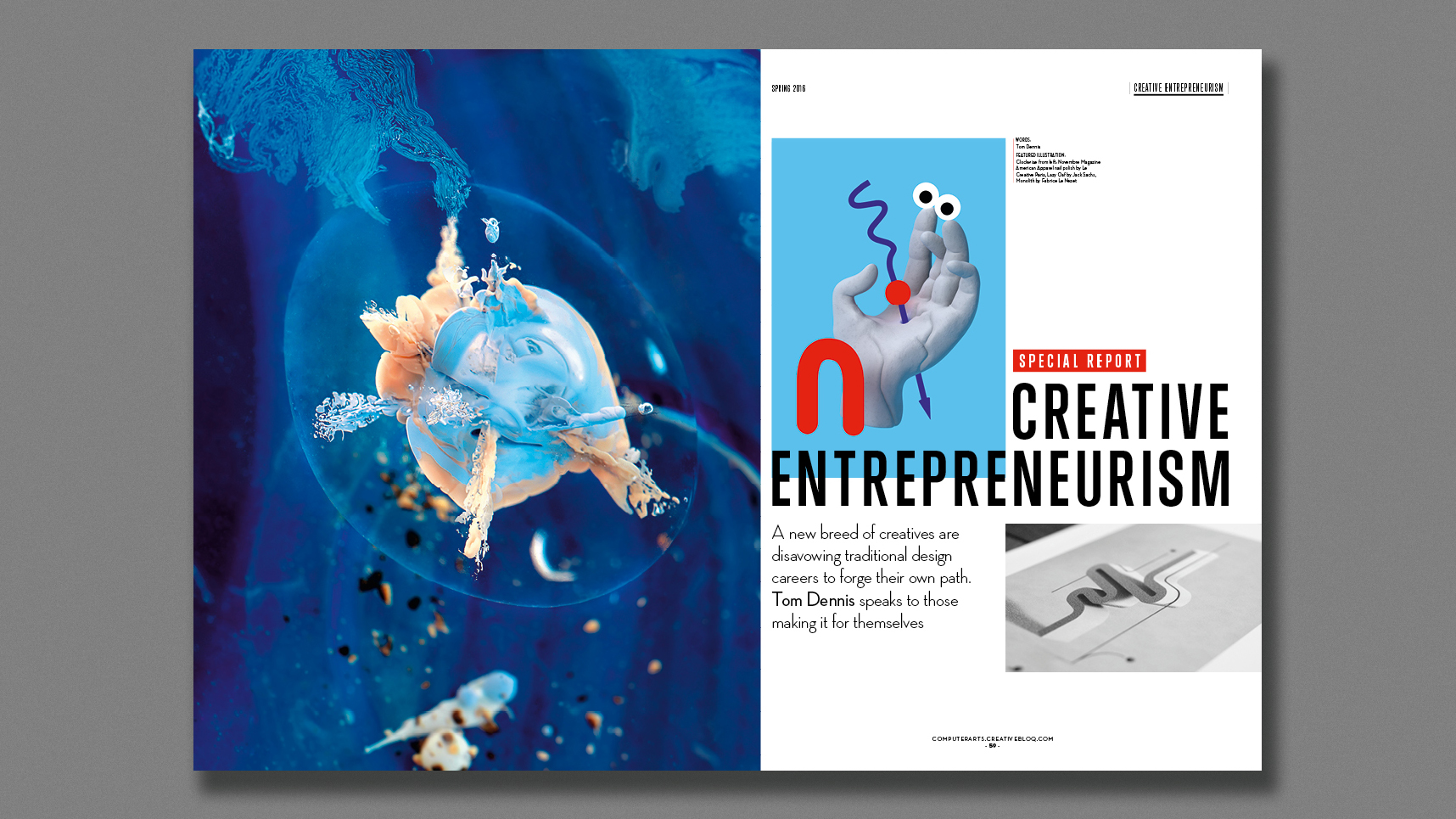 Computer Arts issue 253: creative entrepreneur