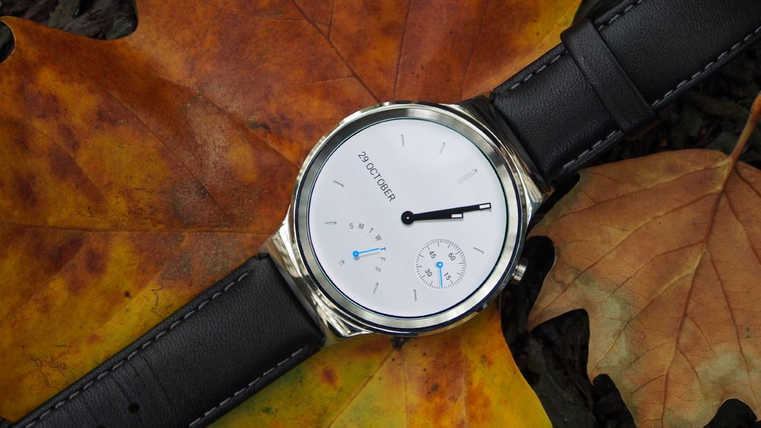 Huawei Watch is the latest to get Android Wear 2.0