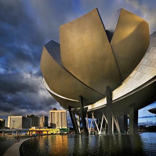 Design museum: Singapore