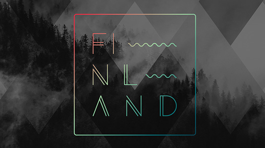 Free font: Anders
