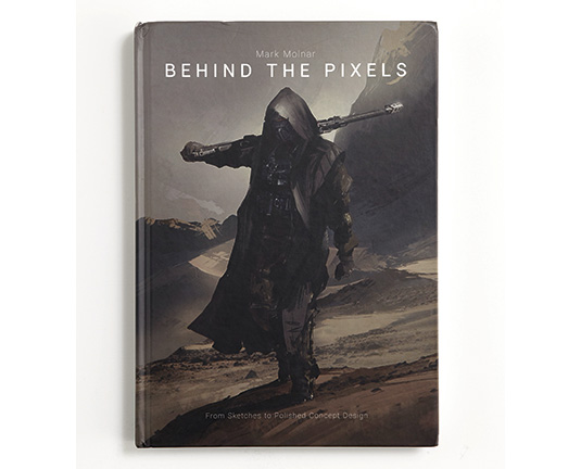 Behind the pixels - mark molnar book