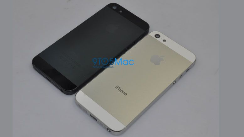 iPhone 5 backplate leaks, showing mini dock and bigger ...