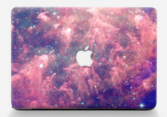 Mac decals - Space