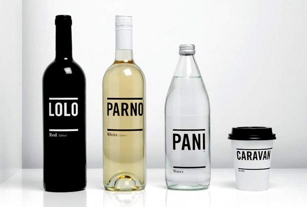 Caravan Drinks by Inhousedesign