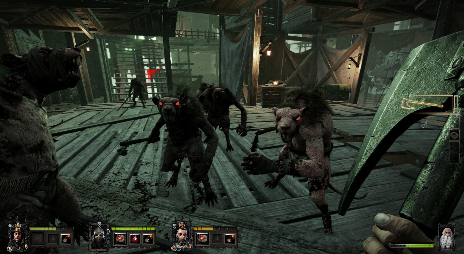 """Képtalálat a következőre: """"Warhammer: End Times - Vermintide"""""""