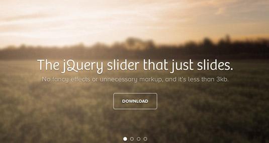 jQuery plugin Unslider