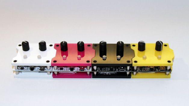 patchblocks modular synth units set to ship in feb 2014 musicradar. Black Bedroom Furniture Sets. Home Design Ideas