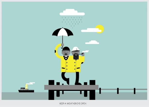Ryan Chapman - Keep A Weather Eye Open
