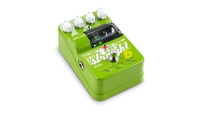 Vox Tone Garage Straight 6 Drive Review Musicradar