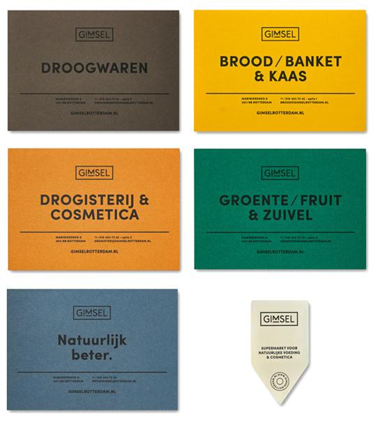 Vintage branding