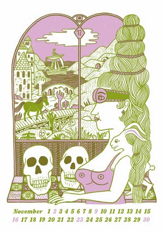Screen prints: Katja Spitzers